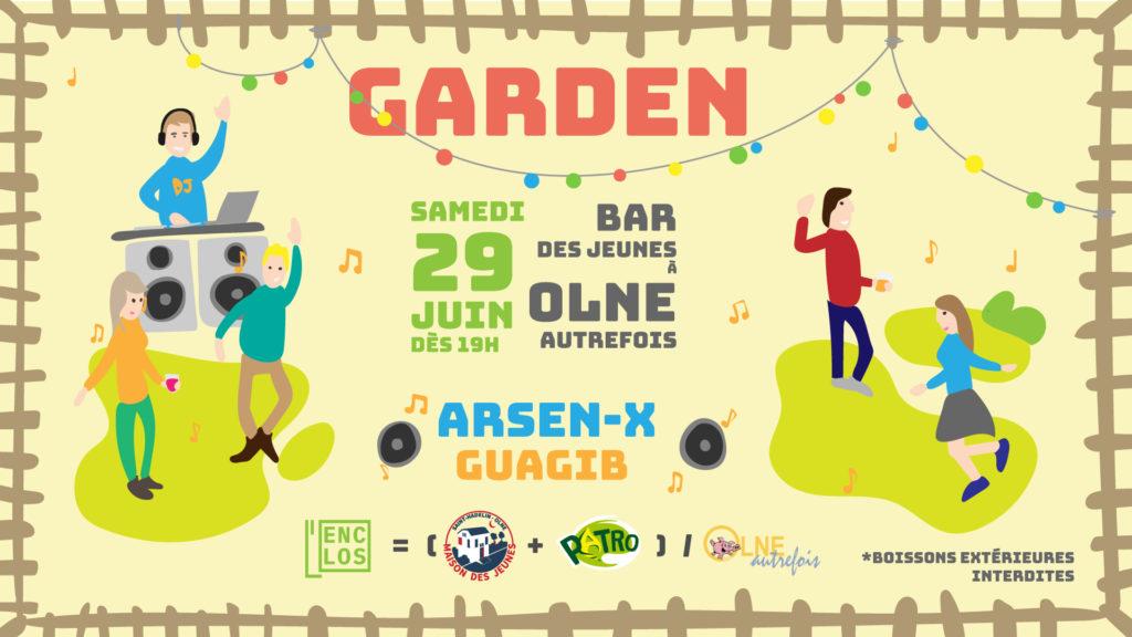 Garden OA